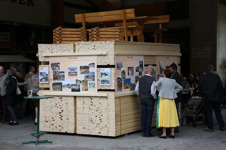 60 Jahre Holzbau Egger Dorfgastein0006